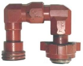 Колено шарнирное - угловой шарнир КШ-70